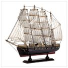 Wood Sail Boat -30697