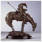 Liberty Bronze Warrior and Horse -31044