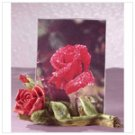 Alabastrite Red Roses Photo Frame -31158