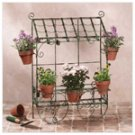 Metal Flower Shop Planter -31175