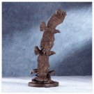 Liberty Bronze - Eagle In Flight -31408