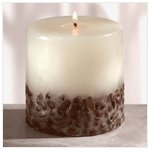 Scented Candle With Coffee Beans -31710