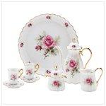Rose Doll Tea Set -32197
