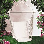 Cotton Paded Swing Chair -34302