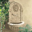Lion Wall Fountain -32428
