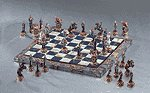 Civil War Chess Set -34736