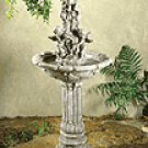 Cherubs Fountain -33631