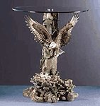 Eagle Glass-Top Table -33699