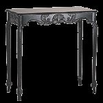 Stark in Black Hall Table -35177