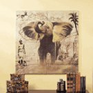 Elephant Wall Mural -35692