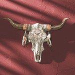 Desert Skull Wall Clock -35151