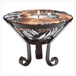 Safari Cone-Shaped Candle -33718