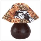 Safari Lamp Shade Candle -33725