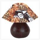 Safari Lamp Shade Candle -33725