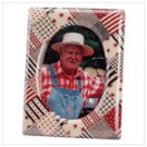 American Country Patchwork 4x6 Frame -34860