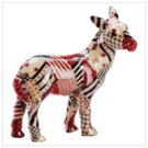 American Country Patchwork Donkey -34859