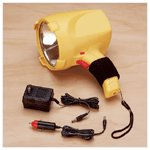 Rechargeable Flashlight Spotlight -34179