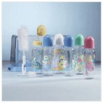 Blue Baby Bottle Gift Set -34196