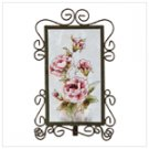 Victorian Rose Candle Holder -34218