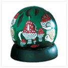 Fimo Mushroom Design LED Lamp -34839
