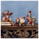 Mini American Country Patchwork Animals -34855