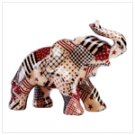 American Country Patchwork Elephant -34858