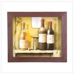 Wine Bottle Wall Art -36544