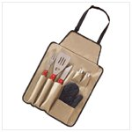 All-In-One Barbecue Apron -36984