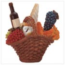 Wine-Cheese Spreaders & Basket Set -34845