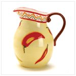 Chili Pepper Pitcher -36688