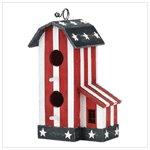 Americana Birdhouse -32189