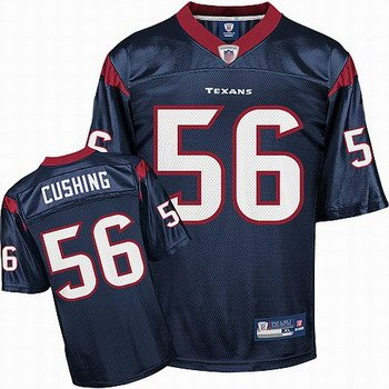 Brian Cushing #56 Blue Houston Texans Youth Jersey