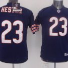 Devin Hester #23 Navy Chicago Bears Youth Jersey
