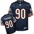 Julius Peppers #90 Navy Chicago Bears Youth Jersey