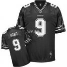 Tony Romo #9 Black Dallas Cowboys Youth Jersey