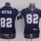 Jason Witten #82 Blue Dallas Cowboys Youth Jersey