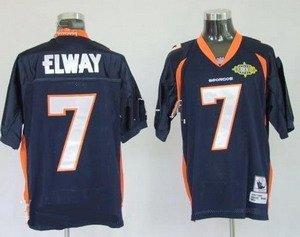 John Elway #7 Blue Denver Broncos Youth Jersey