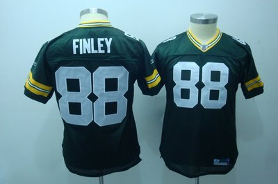 Jermichael Finley #88 Green Green Bay Packers Youth Jersey
