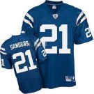Bob Sanders #21 Blue Indianapolis Colts Youth Jersey