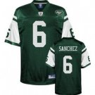 Mark Sanchez #6 Green New York Jets Youth Jersey