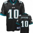 DeSean Jackson #10 Black Philadelphia Eagles Youth Jersey