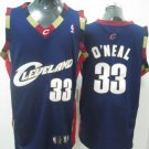 Shaq O'Neal #33 Blue Cleveland Cavaliers Men's Jersey
