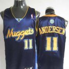 Chris Andersen #11 Navy Denver Nuggets Men's Jersey