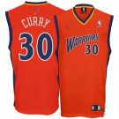 Stephen Curry #30 Orange Golden State Warriors Men's Jersey