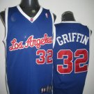 Blake Griffin #32 Blue Los Angeles Clippers Men's Jersey