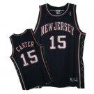 Vince Carter #15 Blue New Jersey Nets Men's Jersey