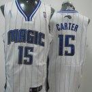 Vince Carter #15 White Orlando Magic Men's Jersey