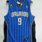 Rashard Lewis #9 Blue Orlando Magic Men's Jersey