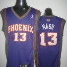 Steve Nash #13 Purple Phoenix Suns Men's Jersey