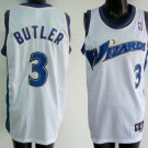 Caron Butler #3 White Washington Wizards Men's Jersey